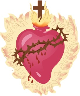 Sacred Heart  in Detail
