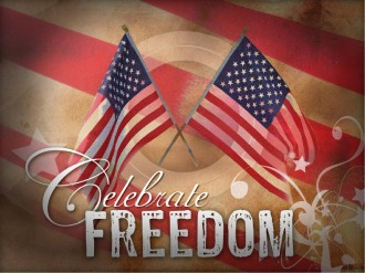 Celebrate Freedom