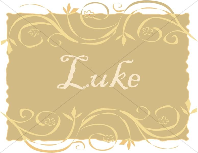 Luke in a Frame
