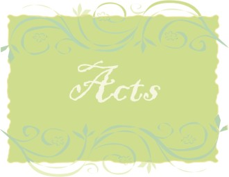 Acts in a Frame