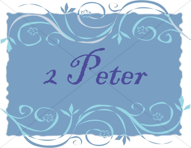 2 Peter in a Frame