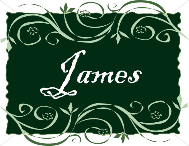 James in a Frame