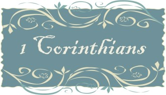 1 Corinthians in a Frame