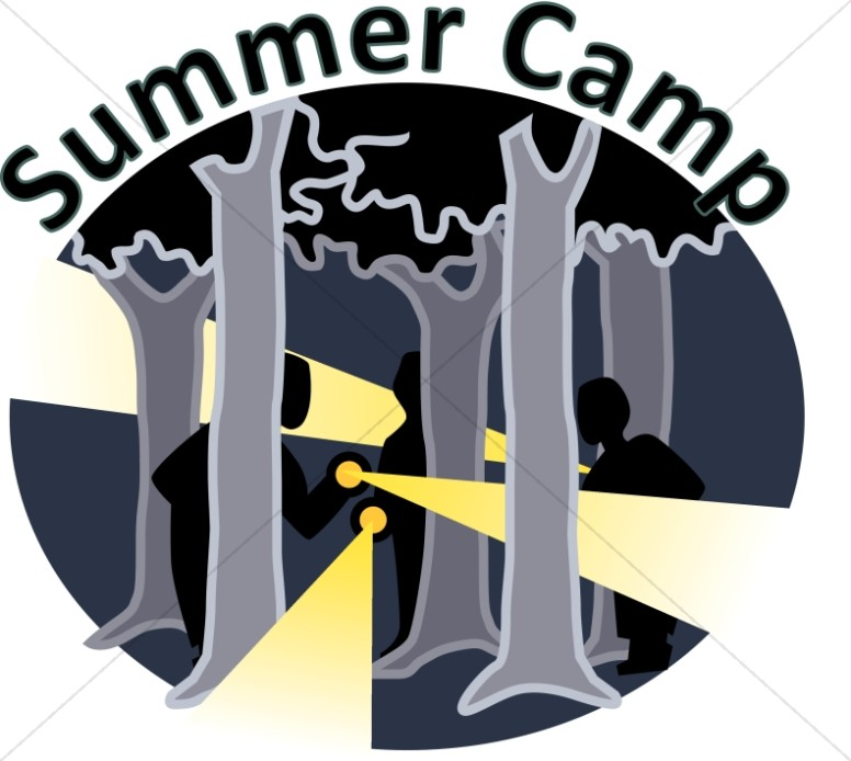 Summer Camp in the Woods
