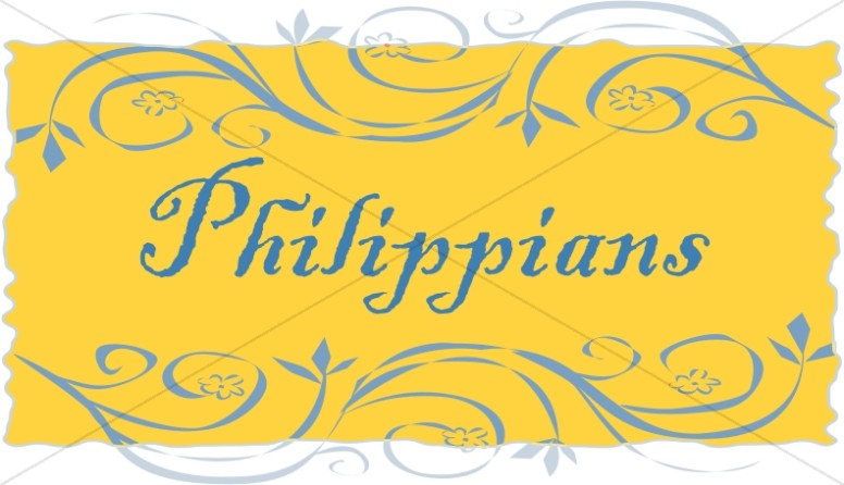Philippians in a Frame