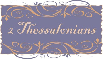 2 Thessalonians in a Frame