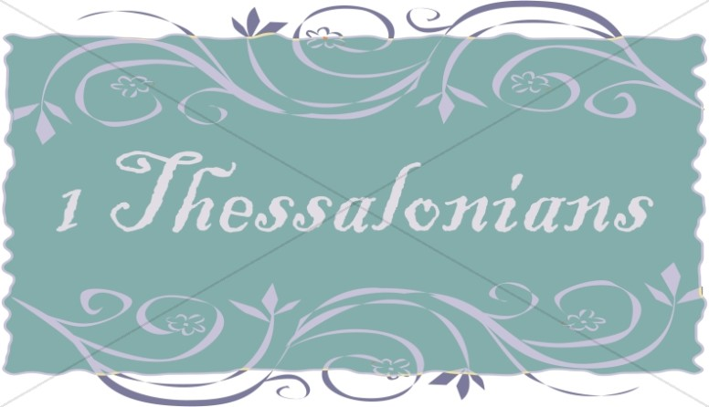 1 Thessalonians in a Frame
