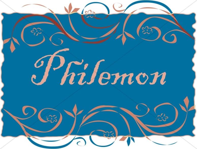 Philemon in a Frame