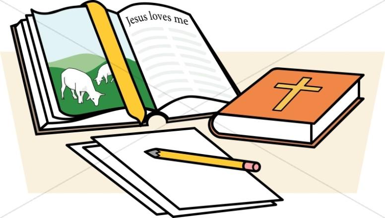 Child Bible Study