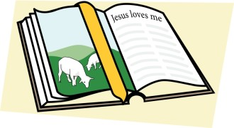 Childrens Open Bible