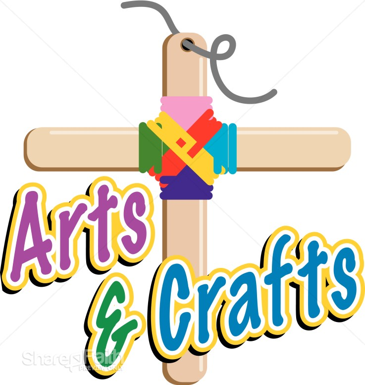 Arts and Crafts Cross