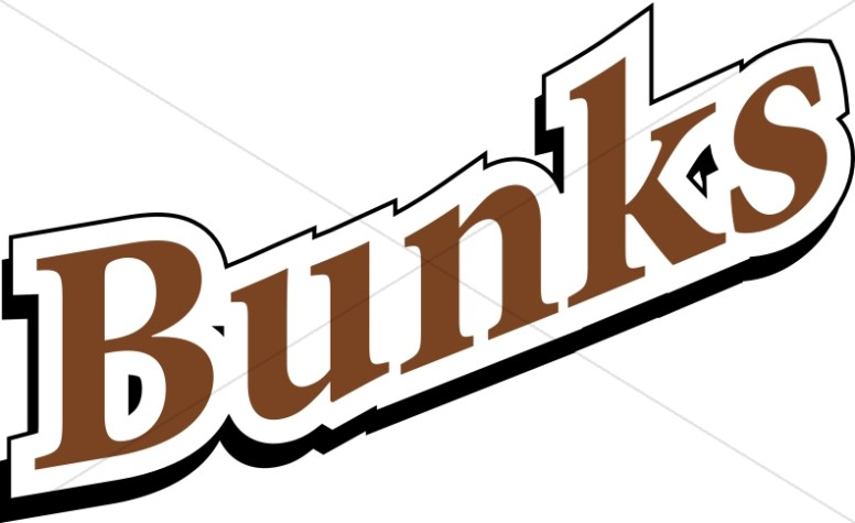 Bunks in Brown