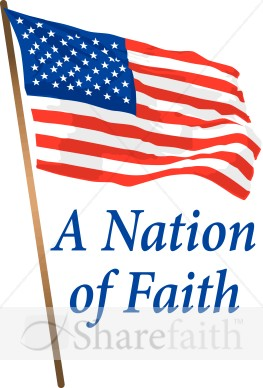Flag and Nation of Faith