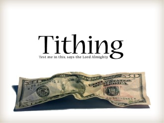 Tithing PowerPoints