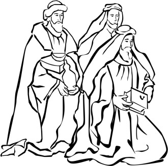 Nativity Magi