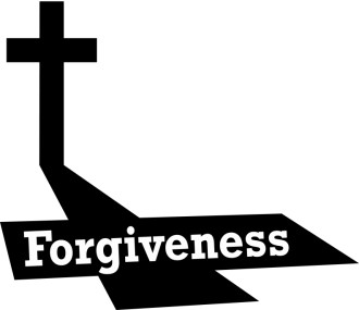 Cross with Forgiveness