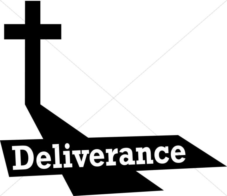 Cross with Deliverance