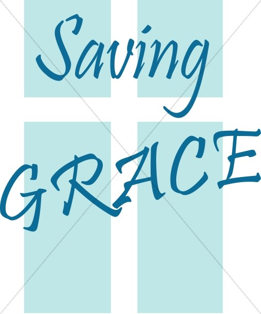 Cross and Saving Grace
