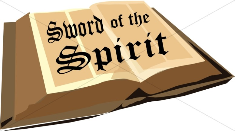 Bible and Sword of the Spirit