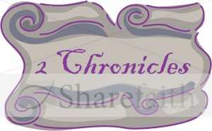 2 Chronicles Scrolls