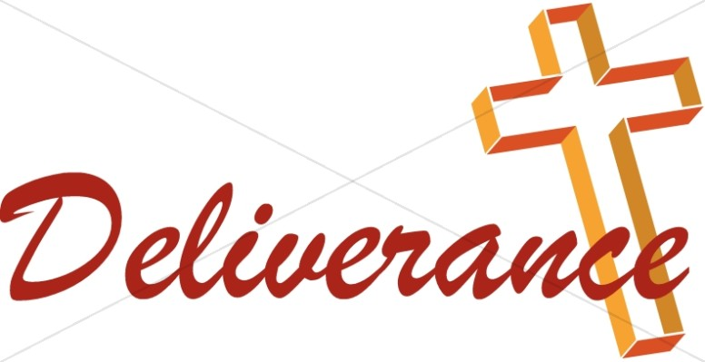 Deliverance with a Cross