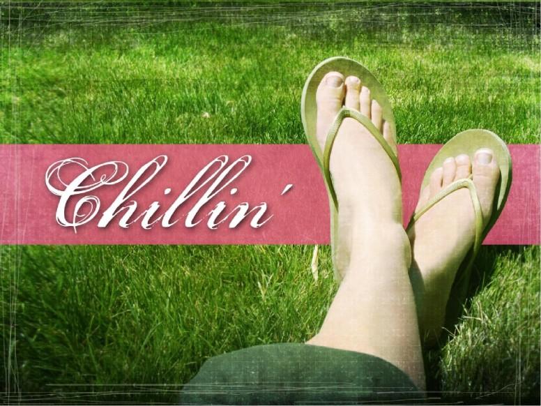 Chillin PowerPoint