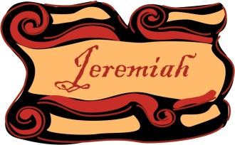 Jeremiah Scroll