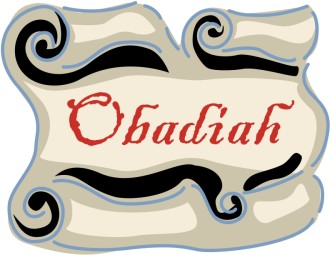 Obadiah Scroll