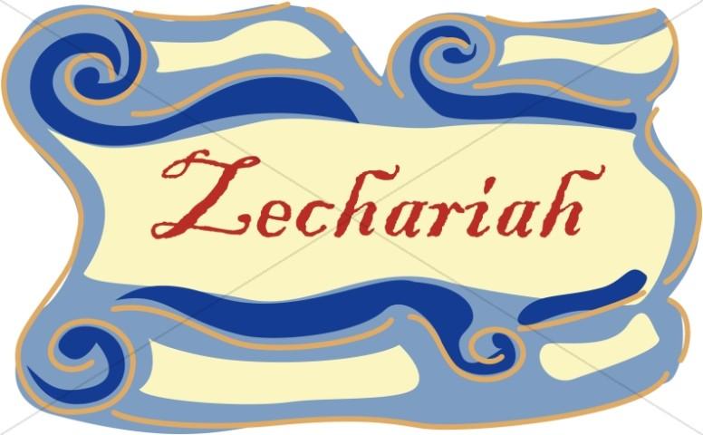Zechariah Scroll