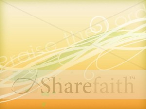 Praise the Lord Photo Worship Service Background