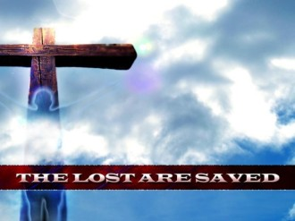 The Lost Are Saved Photograph