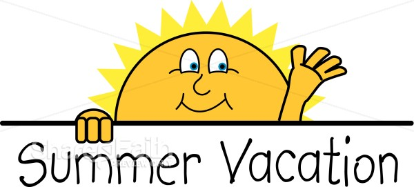 Smiling Suns and Summer Vacation Christian Education