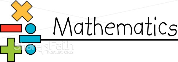 School Subject of Mathematics