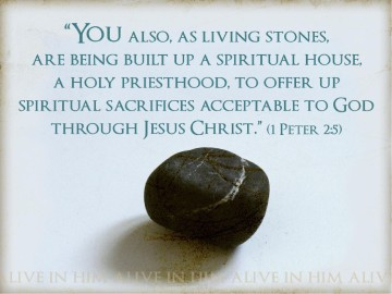 Living Stones PowerPoint