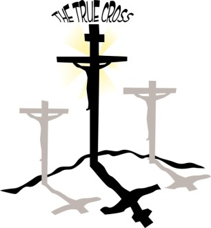 The True Cross Clipart