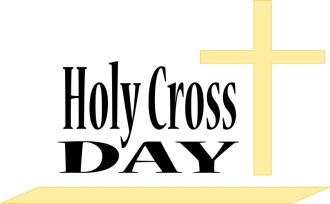 Holy Cross Day Clipart