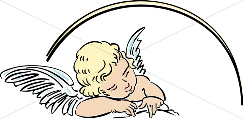Baby Angel Clipart