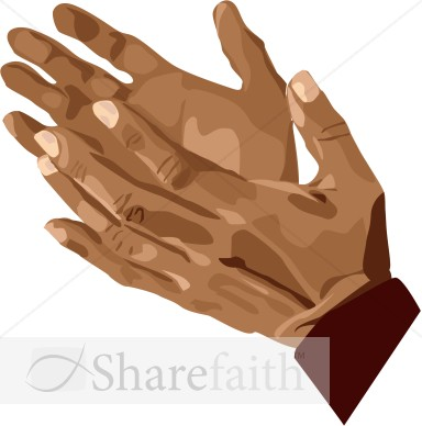 Man Hands Clipart | Prayer Clipart