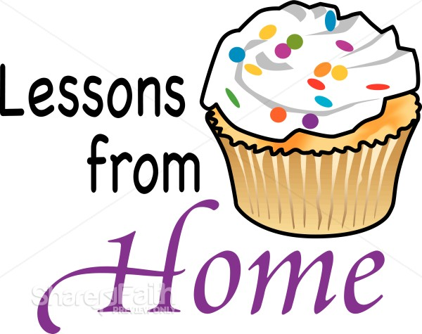 Homeschool Lessons and Cupcakes
