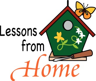 Lessons from Home and a Birdhouse
