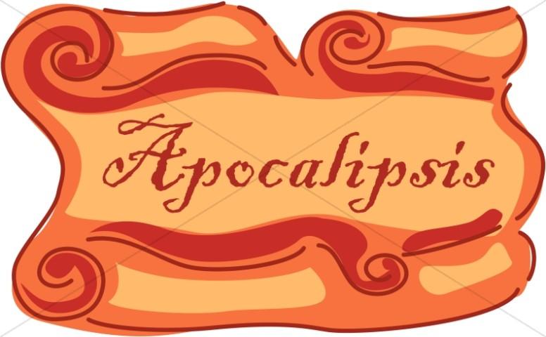 Spanish Title of Apocalipsis