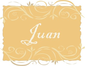 Spanish Title Juan
