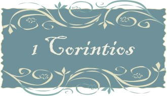 Spanish Title of 1 Corintios