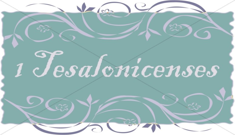Spanish Title of 1 Tesalonicenses