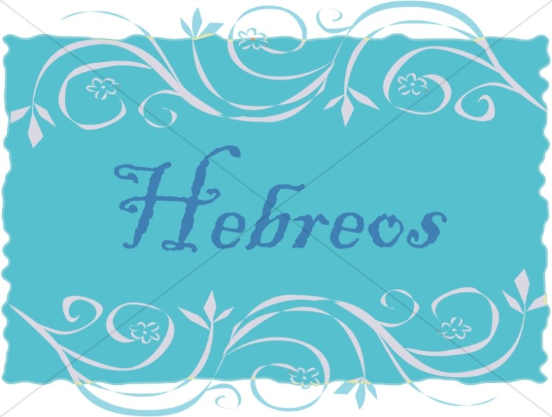 Spanish Title of Hebreos