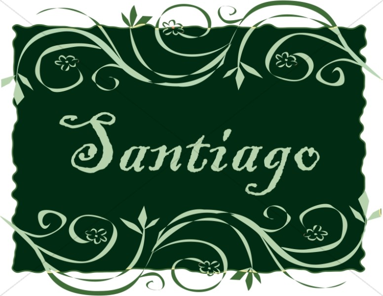 Spanish Title of Santiago