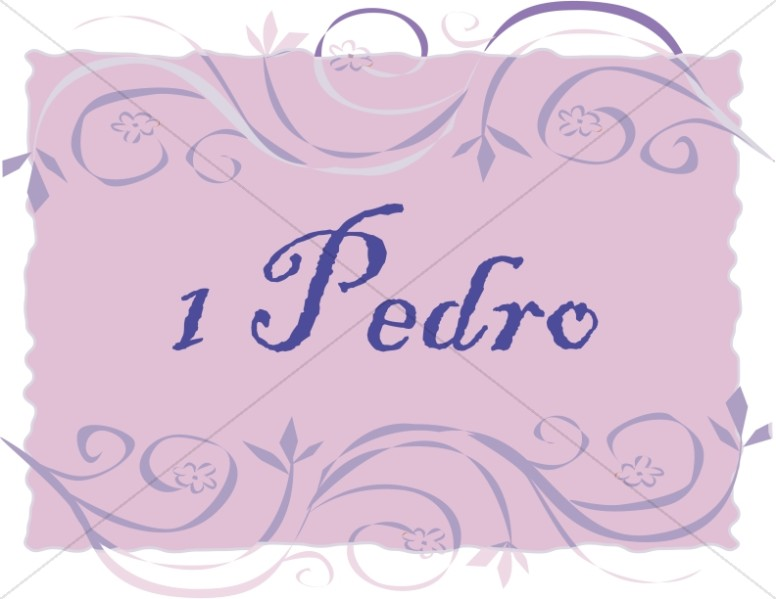 Spanish Title of 1 Pedro