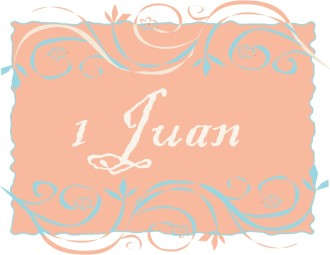 Spanish Title of 1 Juan