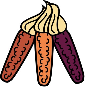 Indian Corn Clipart
