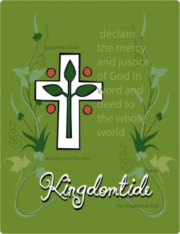 Kingdomtide with Vines